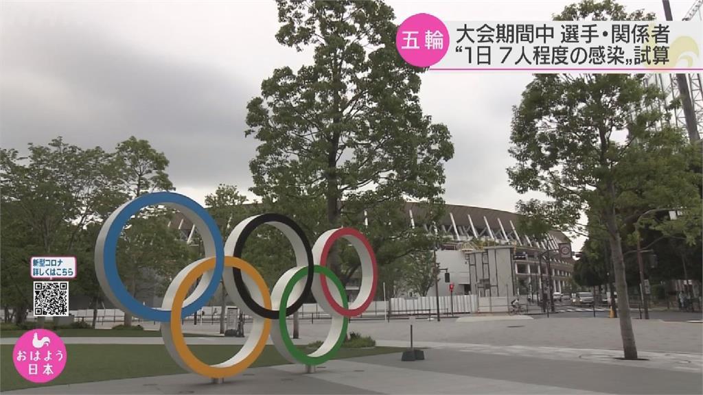 日本專家估算 東奧開放觀眾進場恐增萬人染疫