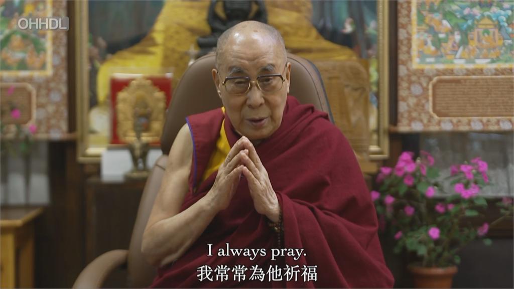 快新聞/錄影片感念李登輝 達賴喇嘛:記得初見面雙手緊握的問候