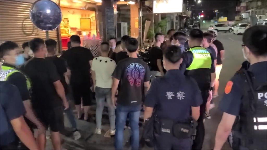 烤肉買酒爆肢體衝突!三重20多人上演「街頭大亂鬥」