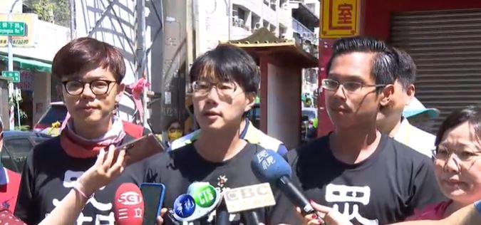快新聞/走完罷韓遊行最後一哩路 陳冠榮呼籲寫下高雄新的歷史