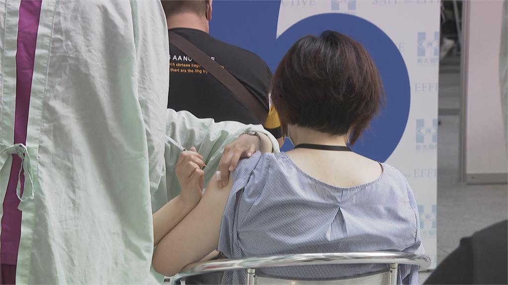 第5輪疫苗預約8/5起開放 51.9萬人可打莫德納