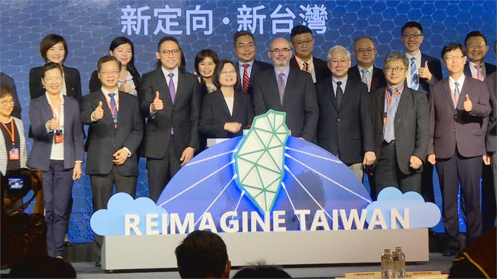 微軟投資台灣估3千億產值 總統:最好夥伴