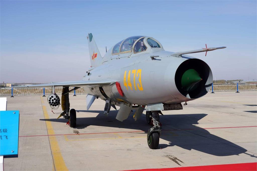 快新聞/中國軍機再擾台! 出動殲-16機等7架次闖我西南空域