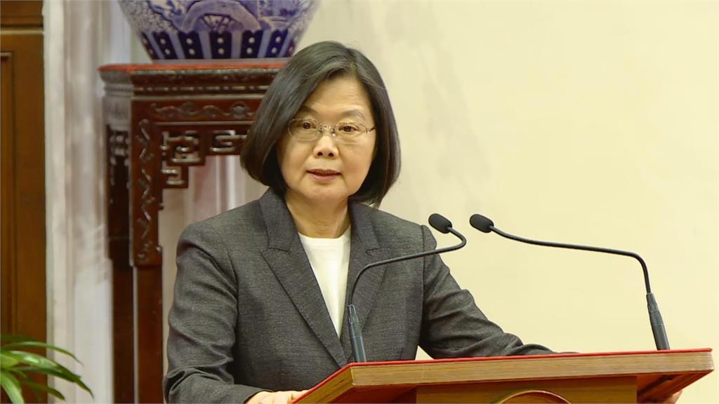 快新聞/連2天發文談三接 蔡英文籲支持「再外推方案」:為台灣做出正確決定