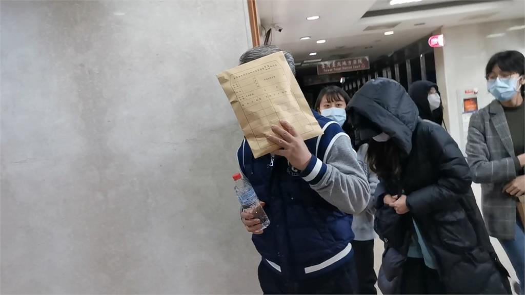 """名中醫診所涉逃漏稅 夫妻檔交保""""落荒而逃"""""""