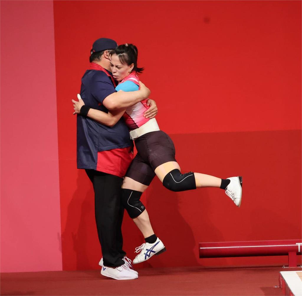 東奧/教練擁抱她遭網友疑騷擾 郭婞淳回應了