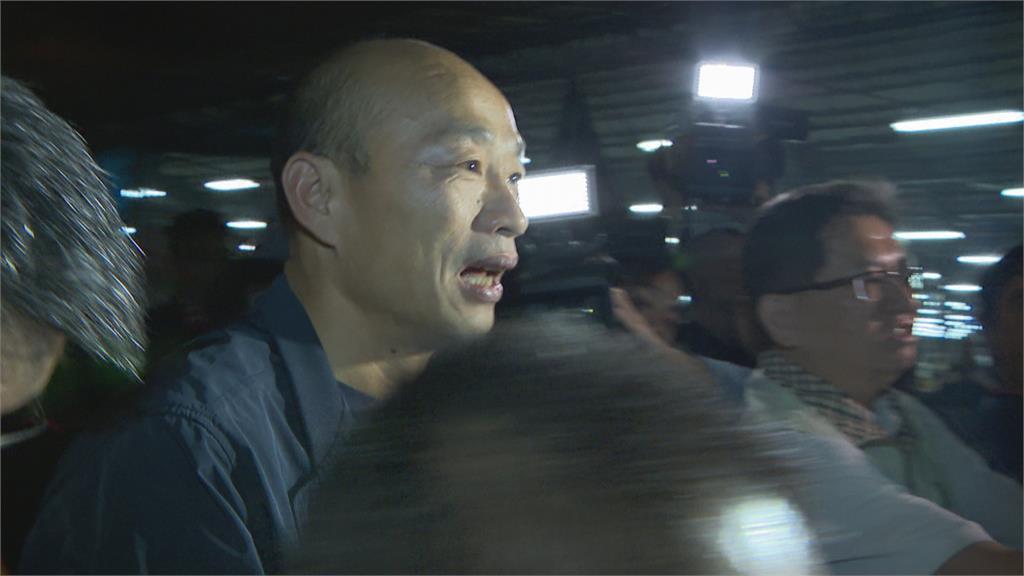 被罷免的韓國瑜 選前站台挺李眉蓁陳其邁酸:以為今天是6月5日