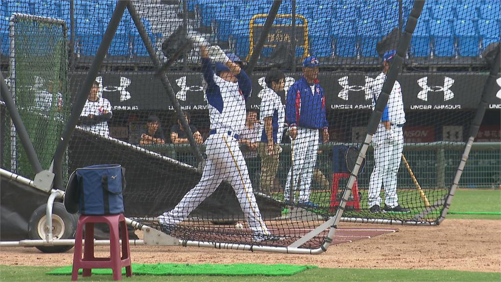 6搶1棒球台灣隊微調 陳瑞振朱偉銘入教練團