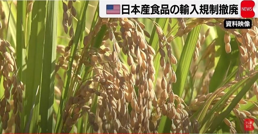美FDA解禁日核災區食品 百餘項目可恢復出口