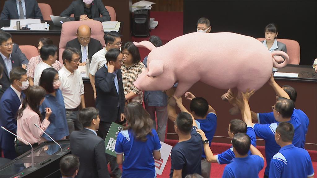 柯稱全世界萊豬進口台灣陳吉仲:只有美國