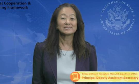 快新聞/外交「里程碑」! 台灣在蓋亞那設辦公室 美助卿:促進區域安全