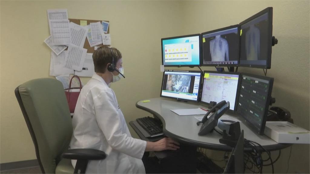 遠距醫療系統立大功 偏遠醫院視訊醫師診治