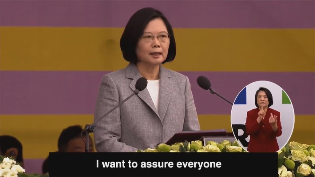 蔡總統獲馬侃獎 中國駐加使館抗議要求取消