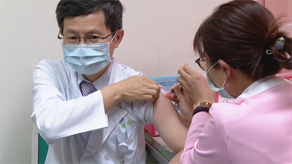 多例本土不明感染源 疫苗單日接種1.1萬劑創新高