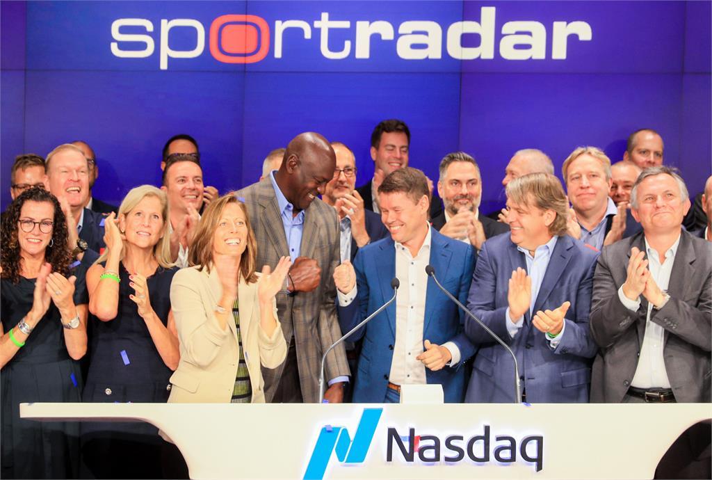 喬丹不只是籃球之神!投資企業紐交所上市敲鐘 首日市值79億!