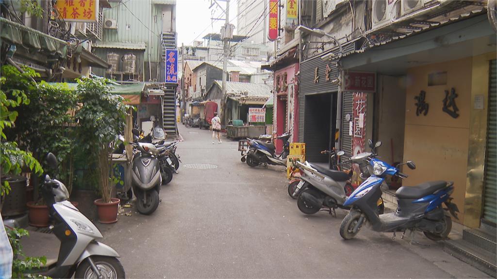 萬華茶藝館染疫者同居男友酒駕遭逮 檢警消毒