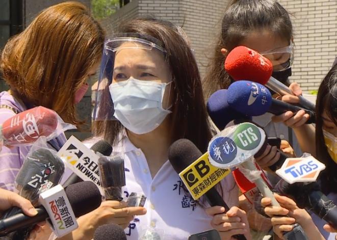 快新聞/蔡英文表明「樂意與郭董見面」 劉宥彤:郭董準備好了「今天下午也可以」
