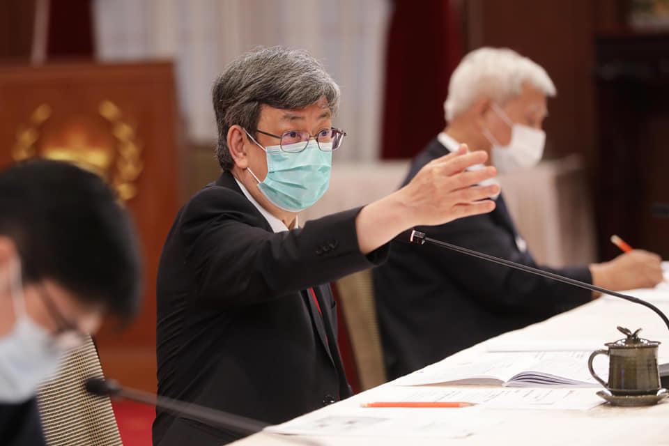 高端疫苗解盲過關!陳建仁挺「免疫橋接」:歐盟、韓國也贊成