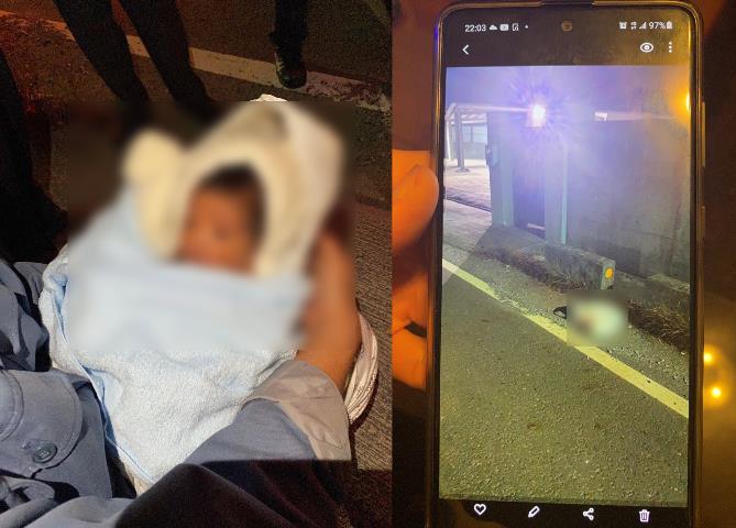 快新聞/未滿月男嬰遭「裝袋」夜棄路旁 屏東縣府急尋狠心父母