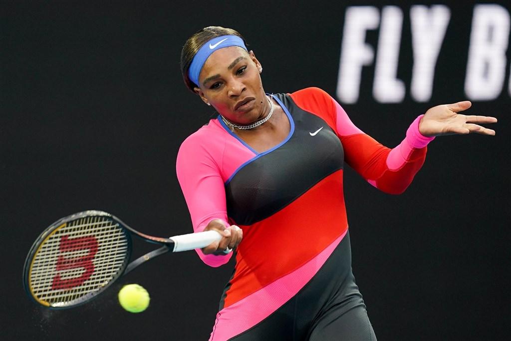 網球/小威廉絲晉級澳網女單4強 將迎戰大坂直美