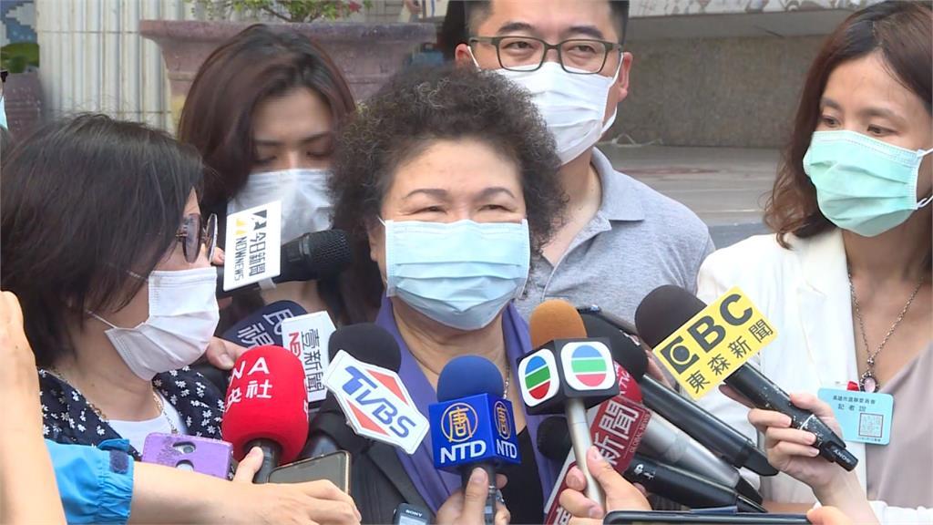 監察院人事本周公布 陳菊任院長呼聲高
