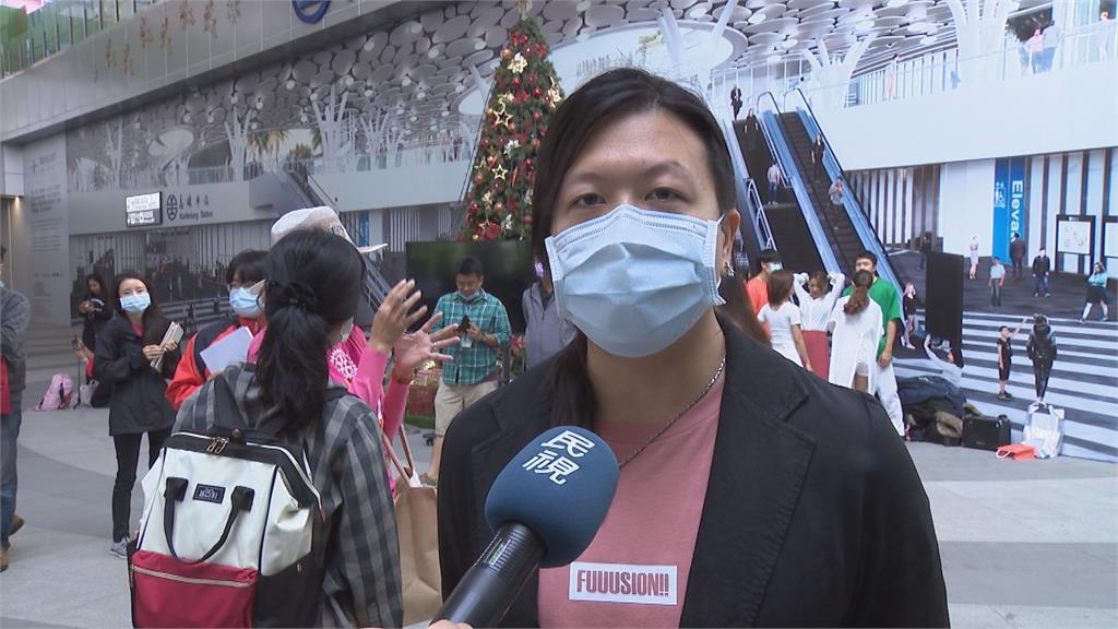 扶輪社快活動 耶誕節溫暖送愛