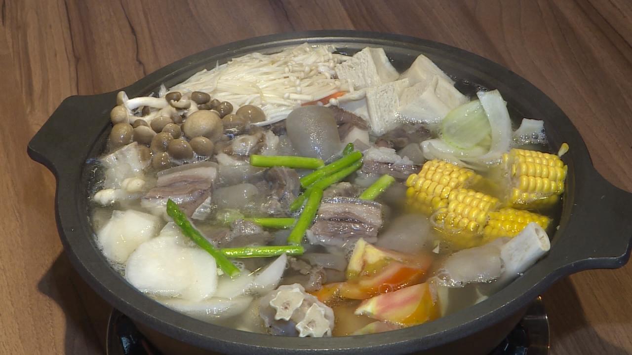 羊肉爐改良成「這種」新滋味 夏天吃也不怕燥!