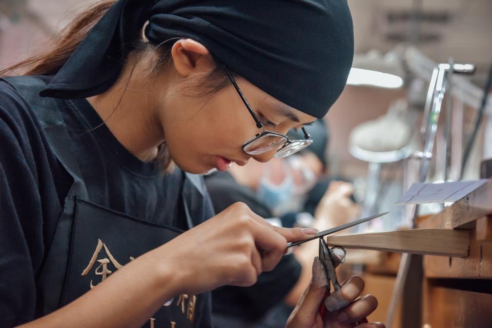 技職教育大躍進!台灣珠寶展首見高中生作品參展