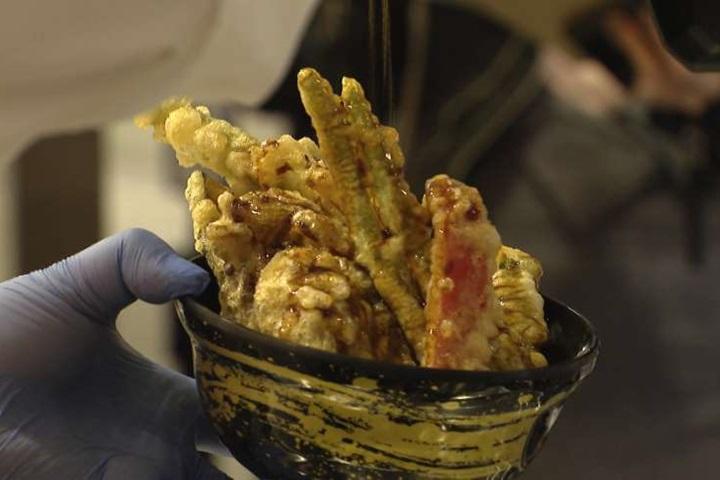 日本丼飯來台 插旗台北101美食街