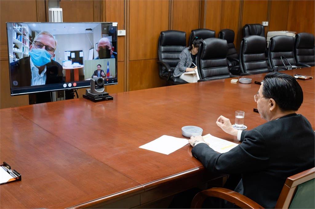 快新聞/接受加拿大最具影響力媒體專訪 吳釗燮喊話挺台加入CPTPP