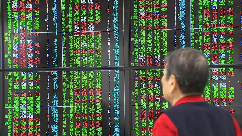 快新聞/台股開盤跌31點 台積電一度跌至595元