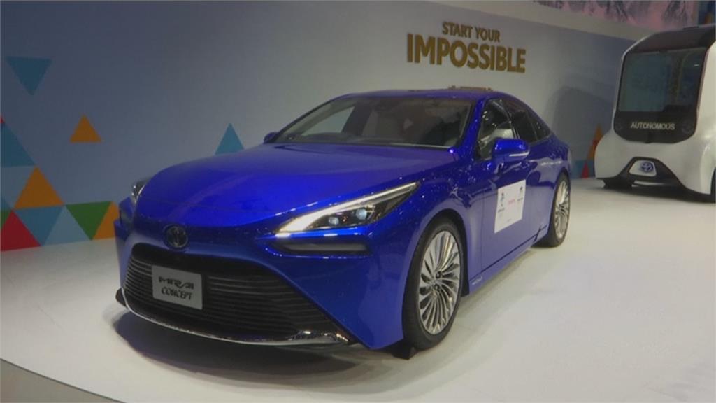 因疫情延遲5個月!北京國際車展終於揭開序幕