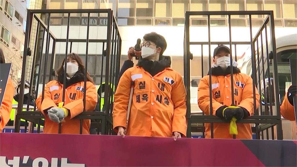 南韓社交禁令 健身房才開幕就面臨倒閉