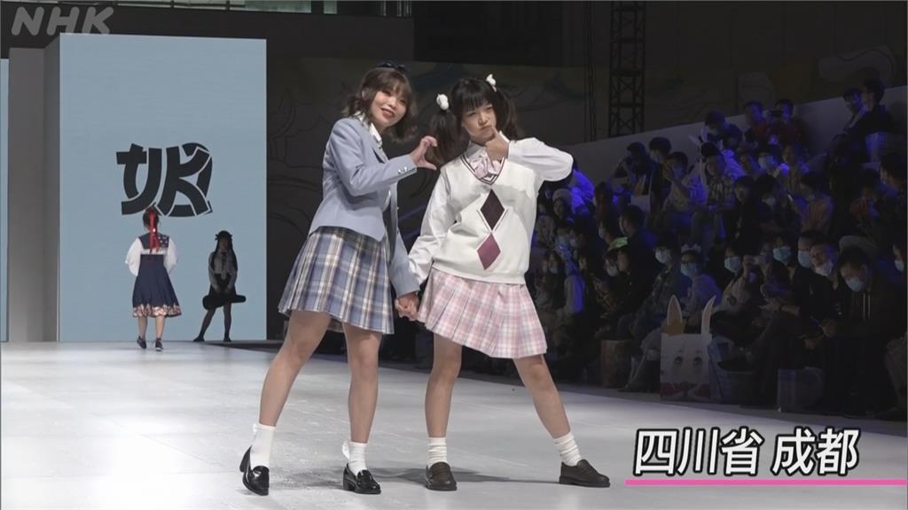 排隊瘋搶! 中國掀日本女高中生制服熱潮