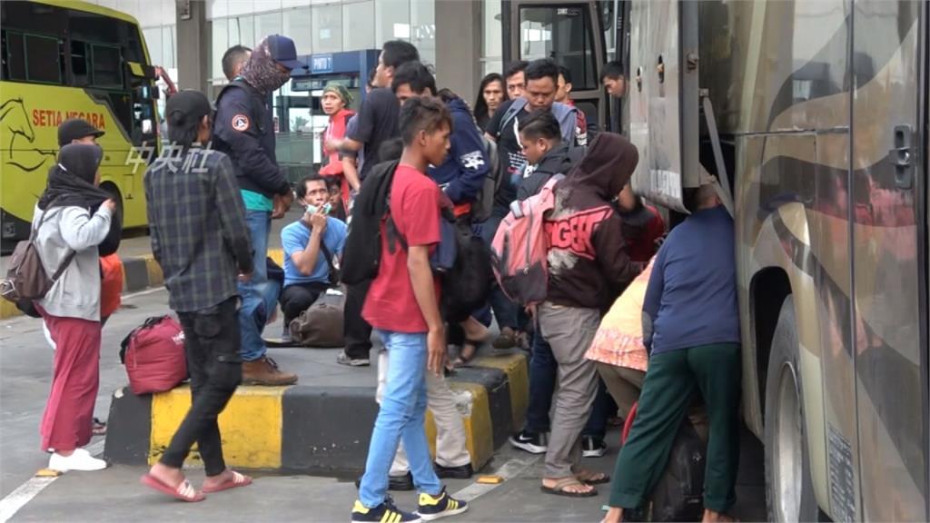 武漢肺炎/防範開齋節返鄉釀疫情擴散 印尼率先管制人流