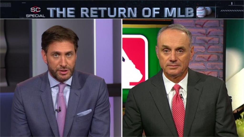 MLB/球季百分百會打跳票?大聯盟主席改口不保證
