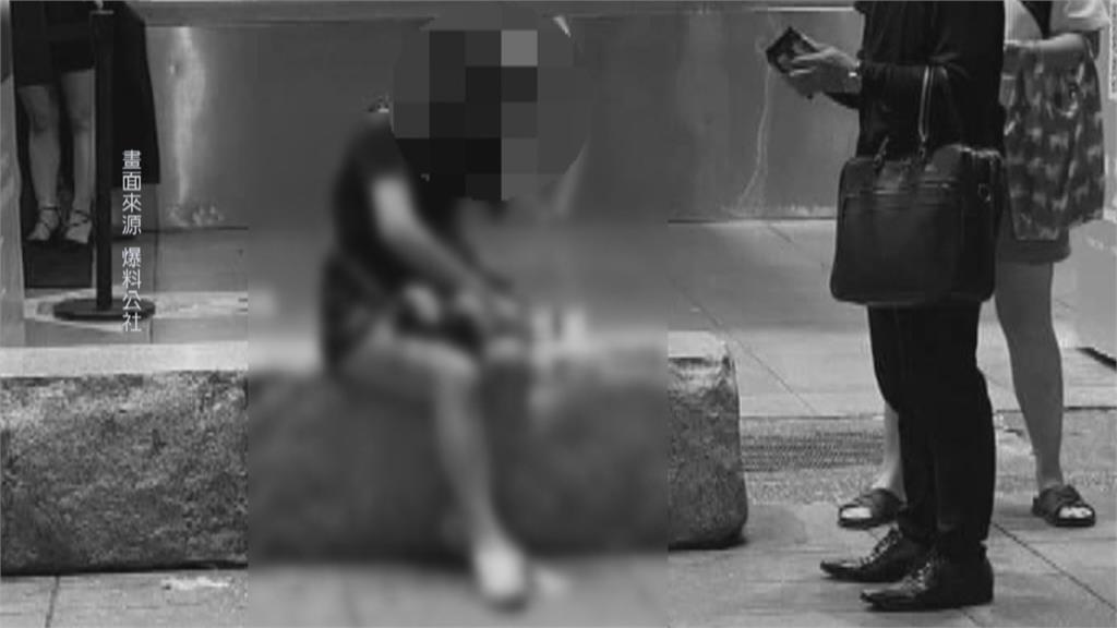 疑夜店糾紛遭「灌」不明液體 長髮正妹警局提告