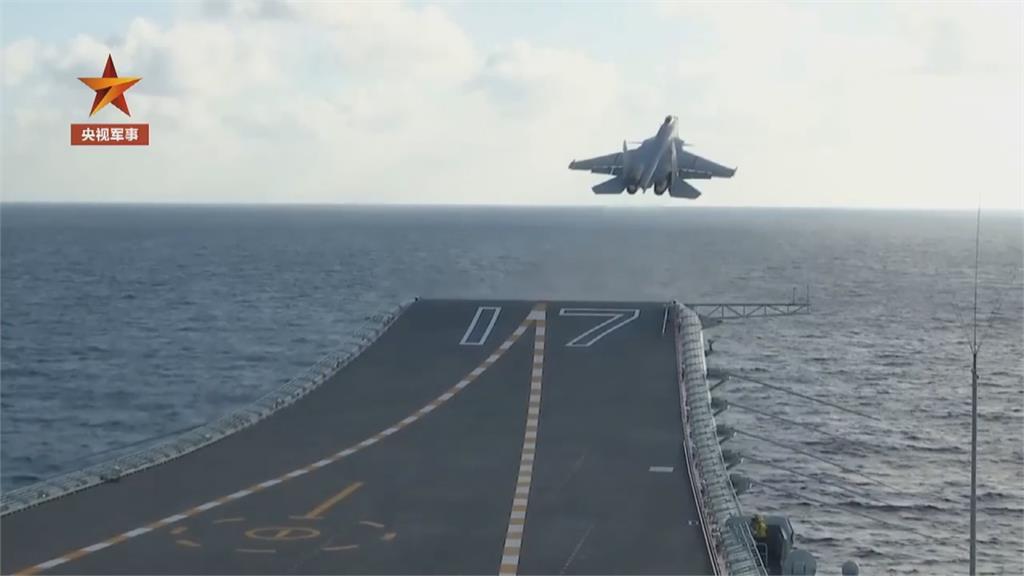 中國航艦山東號經台海後 遼寧號再南下兩艘航母夾擊台?國防部全程監控
