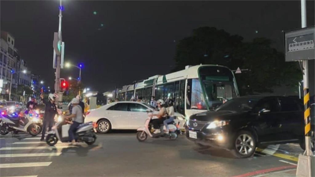 民眾誤闖輕軌頻傳 高雄交通局「防撞機制」將上線