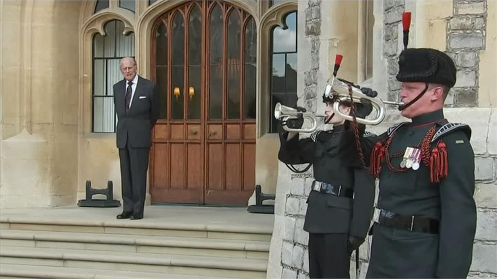 英國史上最低調 菲利普親王葬禮僅30至親參加