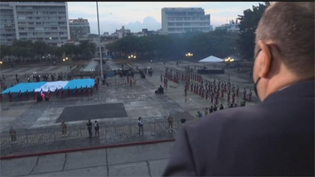 友邦瓜地馬拉總統武肺確診 文化部長也確出陽性