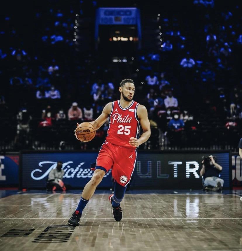 NBA/西蒙斯心意已決不再為七六人打球遭球評批自私 球迷怒燒球衣