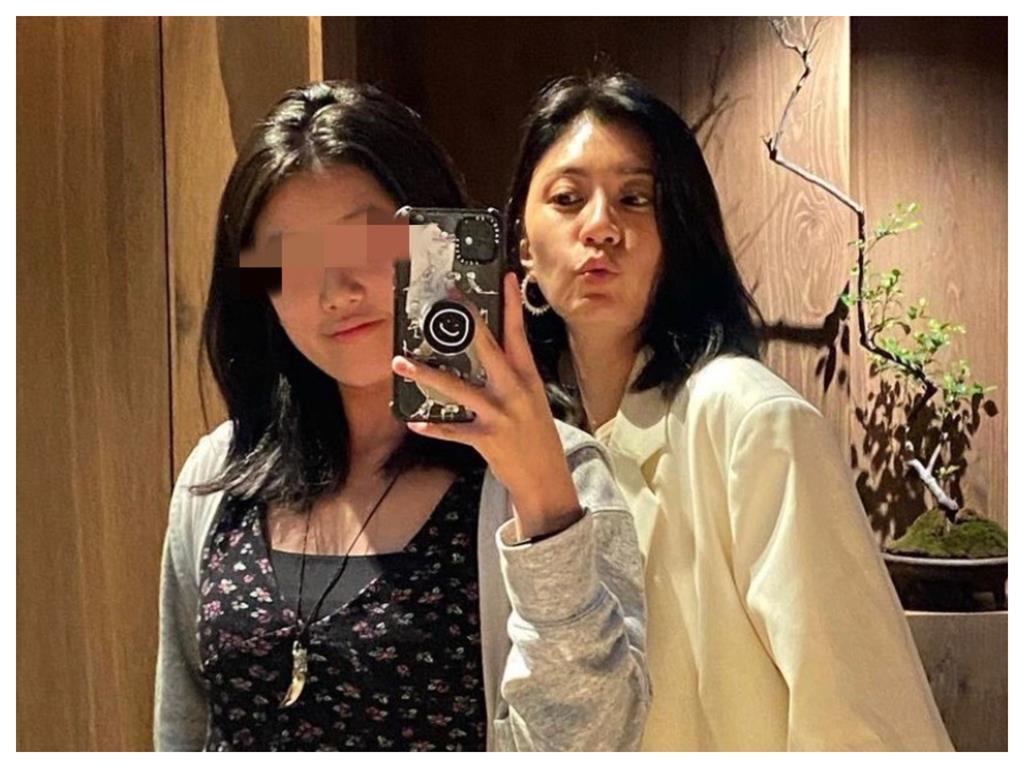 梧桐妹收威脅訊息「會毀了你的生活」 賈靜雯驚嚇:已報警處理