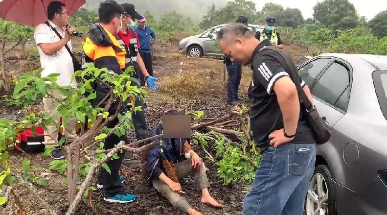 快新聞/台東知本傳槍響! 警連轟7槍逮通緝犯