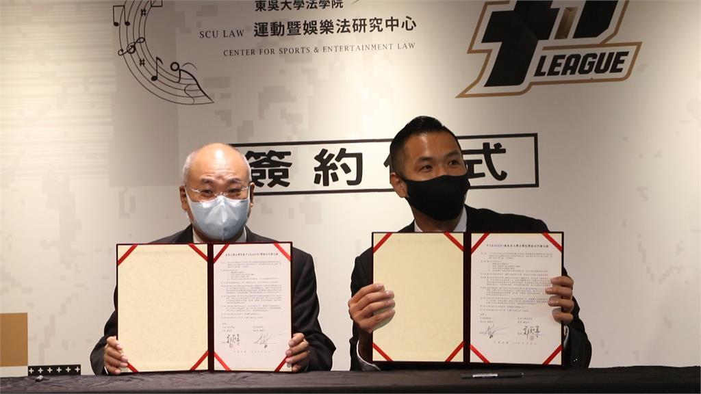 P.LEAGUE+公開賽務章程 執行長陳建州:非人治聯盟