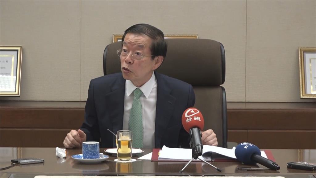 藍營要求謝長廷回台向國會報告 批蔡總統放任