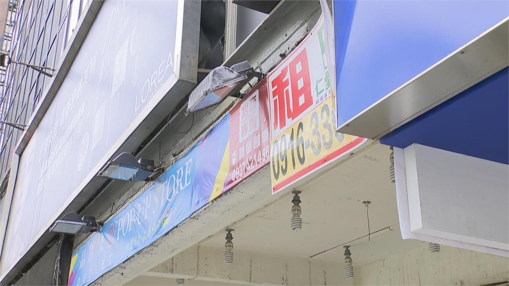 東區倒店潮 淪為短期特賣一條街233間空置 比率13.7%四大商圈最高