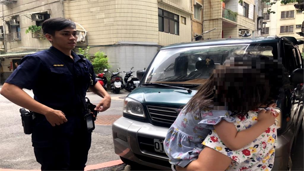 助3歲女童找到回家的路!太魯閣族帥警成亮點