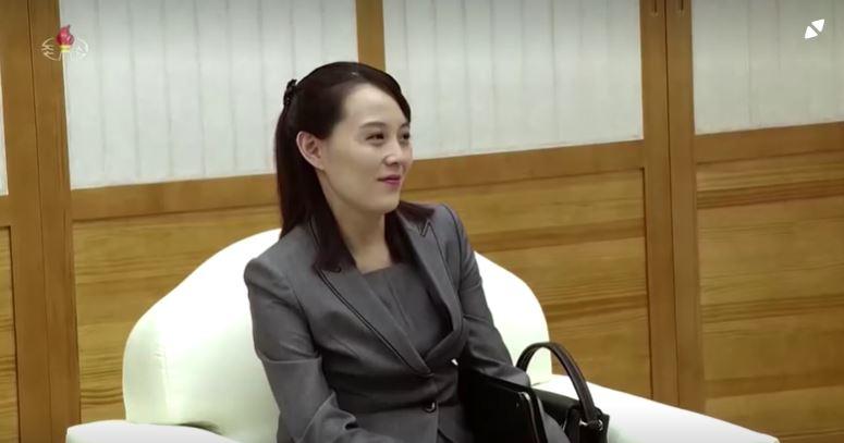 譴責北朝鮮試射飛彈 金與正批文在寅無恥