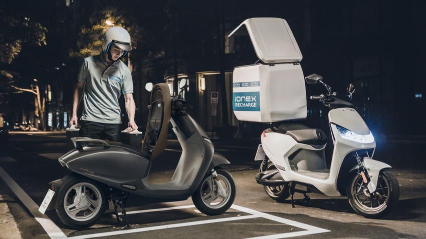 光陽 KYMCO 宣佈為推出「Ionex 尊榮換電」服務!主動幫電動機車換電池